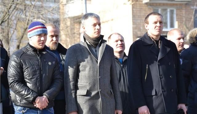 День Героев прошёл в Москве. Репортаж Great Ross