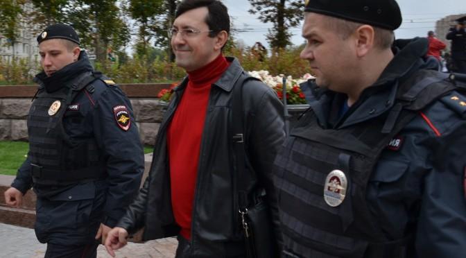 Адвокат Александра Белова не знает где его подзащитный