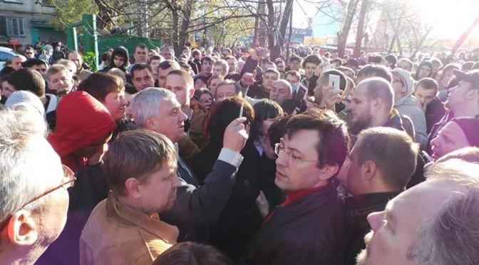 Александр Белов: Никакого погрома в Бирюлеве не было