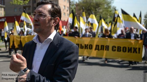Адвокаты Белова связали его арест с «Русским маршем»