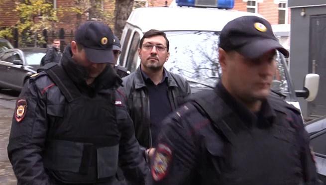 Один из организаторов Русских Маршей, Александр Белов, помещён под домашний арест до 30 ноября