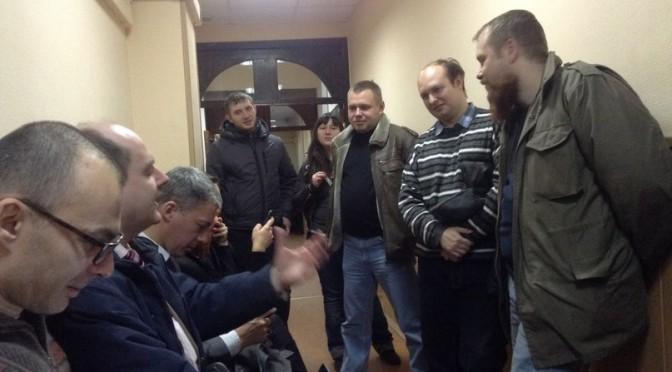 Елена Денежкина о суде против Белова