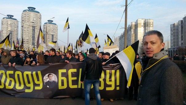 В. Ермолаев: Белова преследуют за то, что защищал русских, в нём видят угрозу правящему режиму