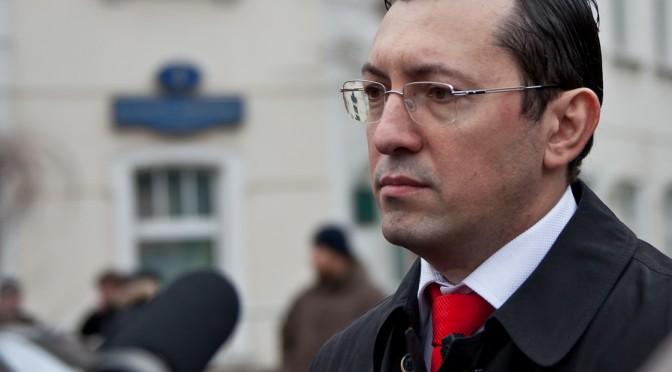 Александр Белов обжалует свой арест в ЕСПЧ