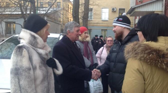 Александра Белова продолжат незаконно удерживать в застенках