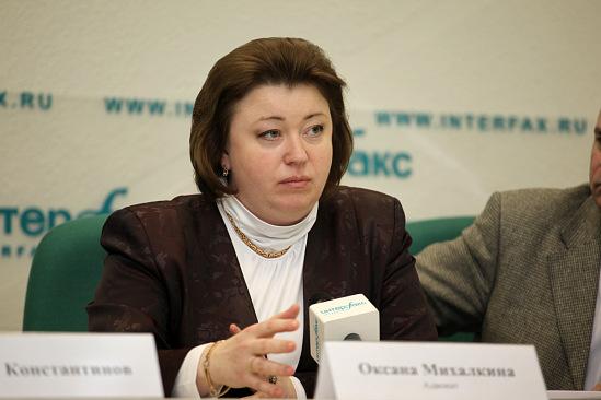 Оксана Михалкина: Белов страдает за свои политические взгляды