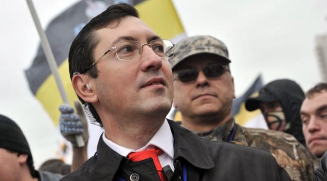 Мосгорсуд узаконил арест лидера националистов Александра Белова: ему почти год не предъявляют обвинение