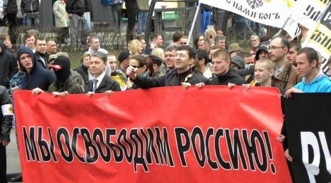 Александр Белов готов отстаивать Русских в суде