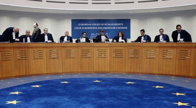 ЕСПЧ признал незаконным арест Александра Белова и обязал РФ выплатить компенсацию