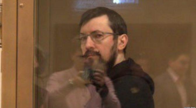 После отбытия срока по политическим статьям Белов будет помещён под домашний арест в связи с новыми обвинениями